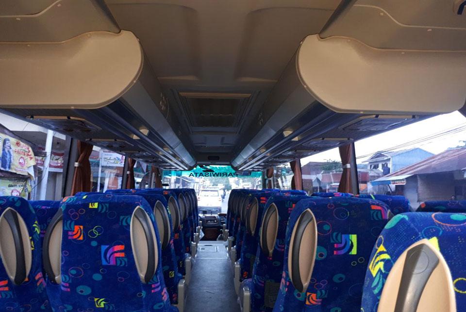 Bus 35 seats