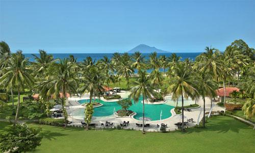 Mercure Manado Tateli Beach Resort ****
