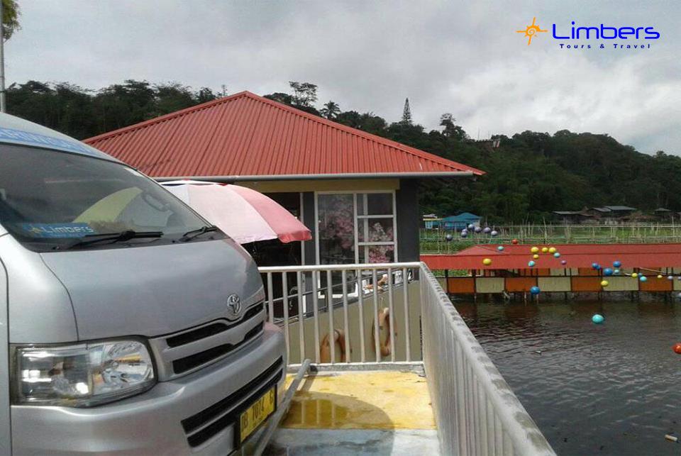 Pemandangan Danau Tondano